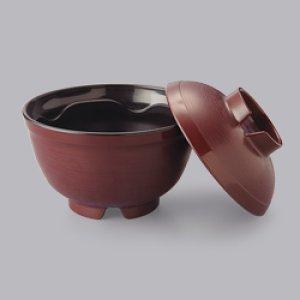 画像1: 汁椀(ポリプロピレン製) (1)