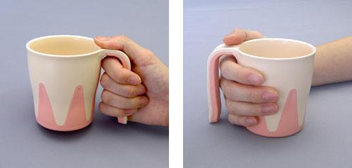 でんでんマグカップ