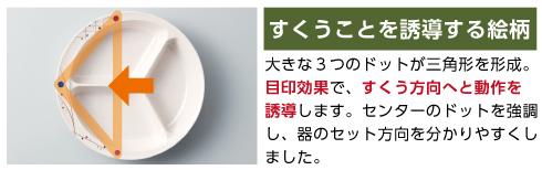 自助仕切皿特徴2