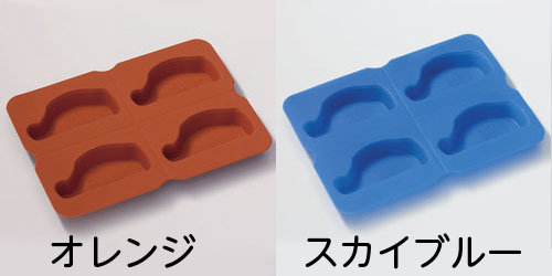 魚型カラーバリエーション